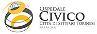 Ospedale Civico città di Settimo Torinese Logo
